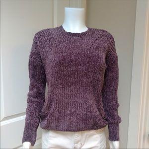 Sweaters - New! Beautiful Soft Long Sleeve Chenille Sweater